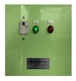 中型20Aコントローラー(温調付)ヒーター線16本まで